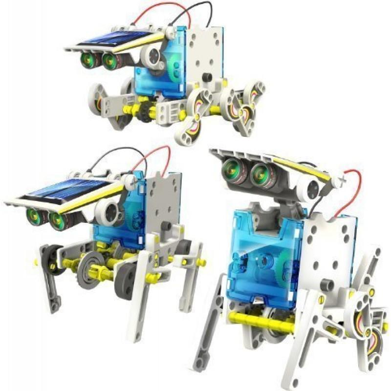 Educational Solar Robots