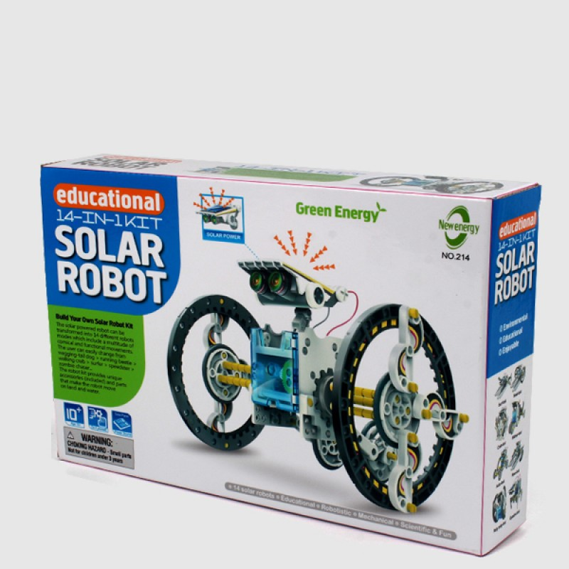 Educational Solar Robots