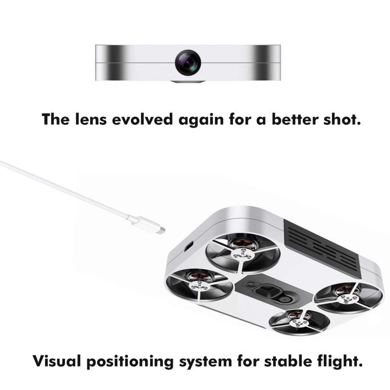 Pocket flying camera